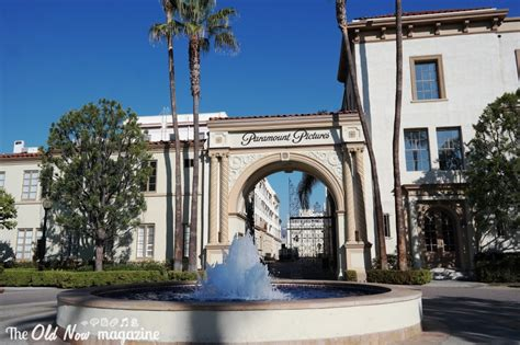 Los Angeles   day 2 Paramount Pictures Studious