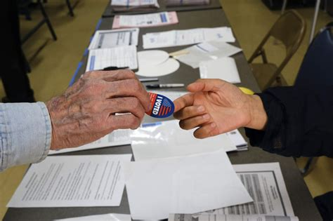 2020 Michigan Presidential Primary Election: How to view