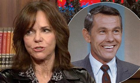Sally Field on dumping late night king Johnny Carson by