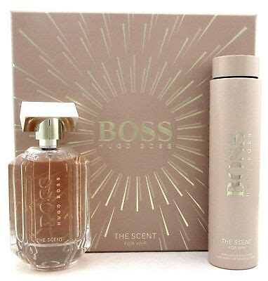 Boss The Scent for Her by Hugo Boss Set: 3
