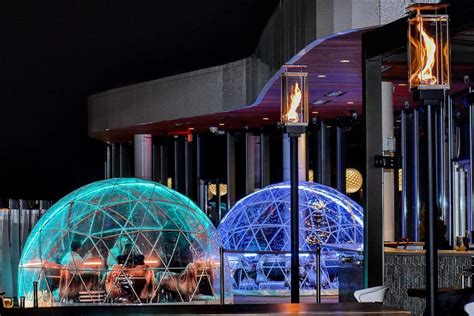 Igloo dining opens in Dublin - News - The Columbus