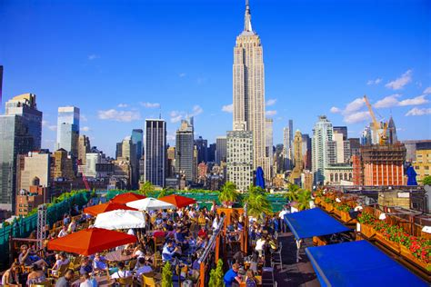 Venue - Rooftop Bar NYC - New York's largest indoor and