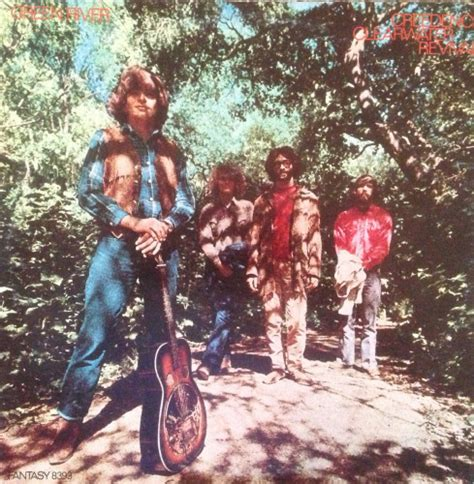 Creedence Clearwater Revival - Green River (1969