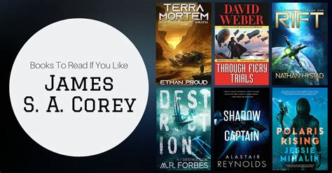 Books To Read If You Like James S