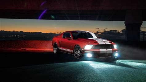 Ford Mustang Shelby GT500 4K Wallpapers | HD Wallpapers
