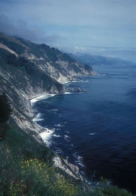 File:BIG SUR COASTLINE FROM NEPENTHE, MONTEREY COUNTY