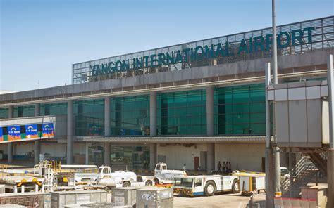 Yangon airport soldiers on with expansion amid slowing