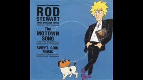 Rod Stewart - The Motown Song - YouTube