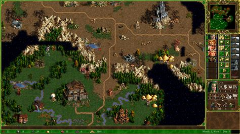 Heroes of Might and Magic III - Lutris