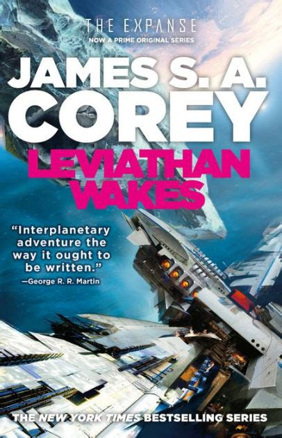 Leviathan Wakes (Expanse Series #1) by James S