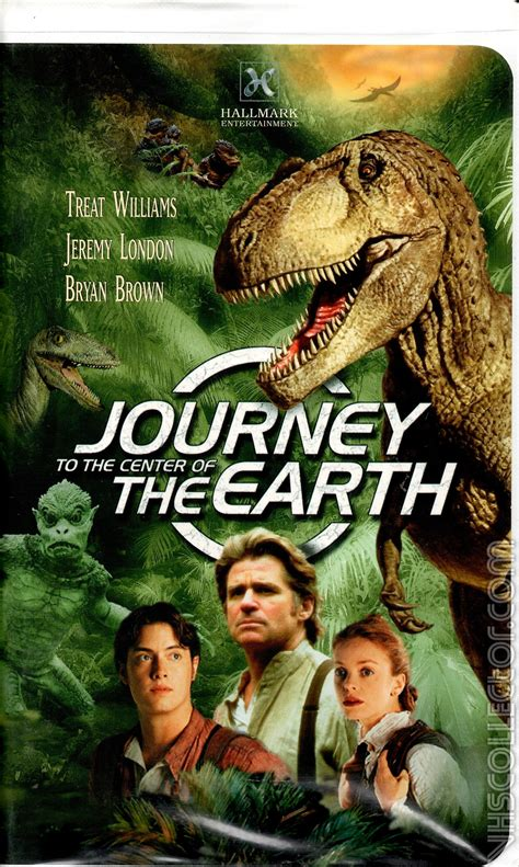 Journey To The Center Of The Earth   VHSCollector