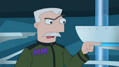 Phineas and Ferb Episode 087 I Was a Middle Aged Robot