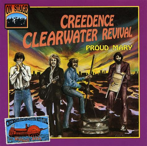 CREEDENCE CLEARWATER REVIVAL – PROUD MARY – ACE BOOTLEGS