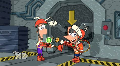 Phineas and Ferb - Meapless in Seattle - Fake Trailer