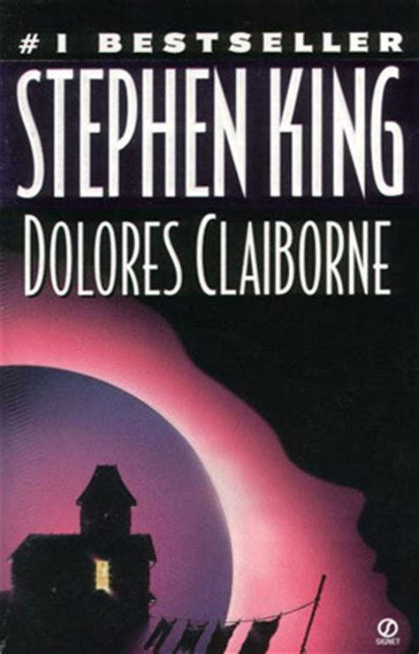 Dolores Claiborne, a book by Stephen King   Book review