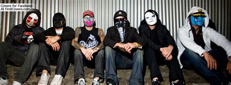 Hollywood Undead Facebook Cover & Profile Cover #231