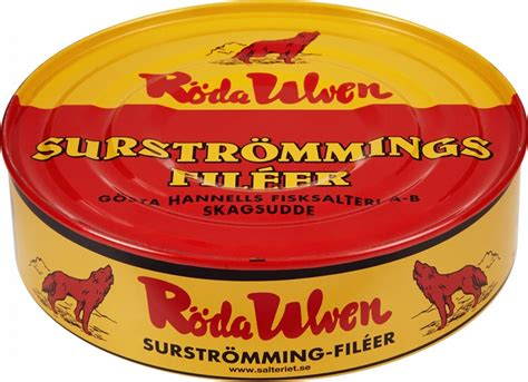 What is Surströmming and how to eat this smelly fish
