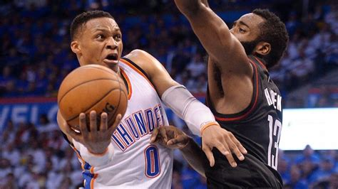 Are Russell Westbrook, James Harden and the NBA's