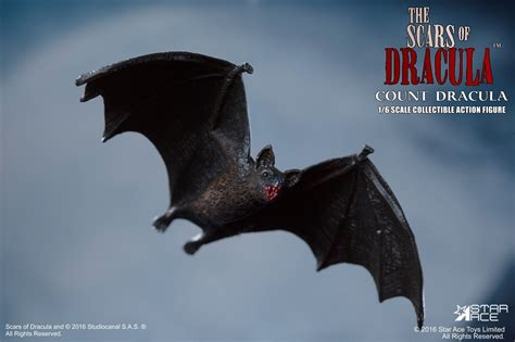 SCARS of DRACULA: COUNT DRACULA ( Christopher Lee ) 1/6