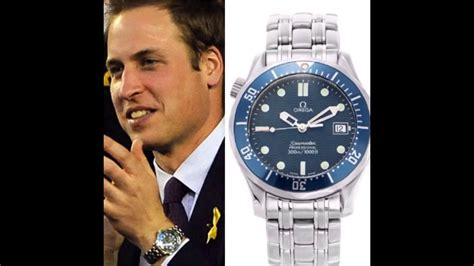 The Sad Reason Why Prince William Never Takes His Watch