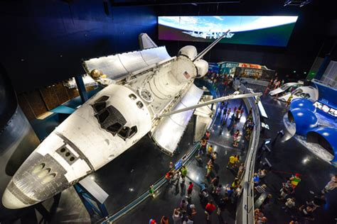 Experience Outer Space & Rocket Launches at Kennedy Space
