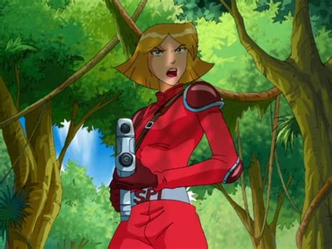 totally spies clover   Tumblr   Totally spies, Clover