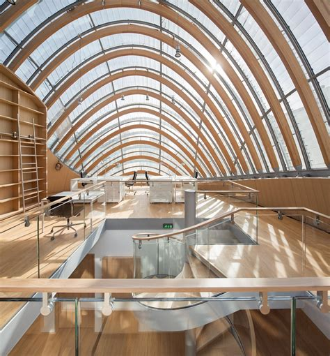 The New Pathe Foundation Headquarters by Renzo Piano