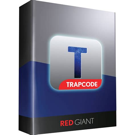 Red Giant Trapcode Suite 15 for After Effects TRAPCODE-SUITE-U