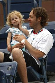 For Clijsters, Work, Family and Forehands Converge at Ashe