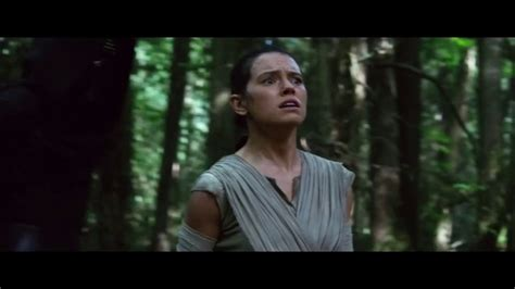 Rey is taken by Kylo - YouTube