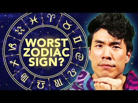 Star Signs, Signs of Zodiac, Horoscope learning video for
