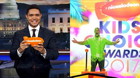 2017 Nickelodeon Kids' Choice Awards - all the winners and