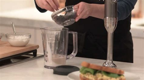 How to Use the KitchenAid Pro Line Cordless Hand Blender