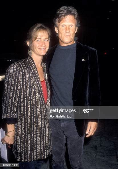 Musician/Actor Kris Kristofferson and wife Lisa Meyers