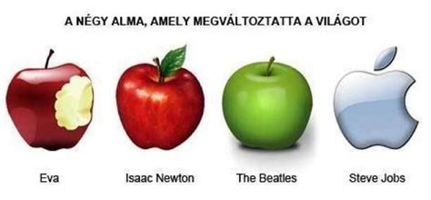 Pin by saxomusic on Vicces   Apple, The beatles, Isaac newton