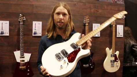 Affordable James Valentine Signature Guitar from Sterling