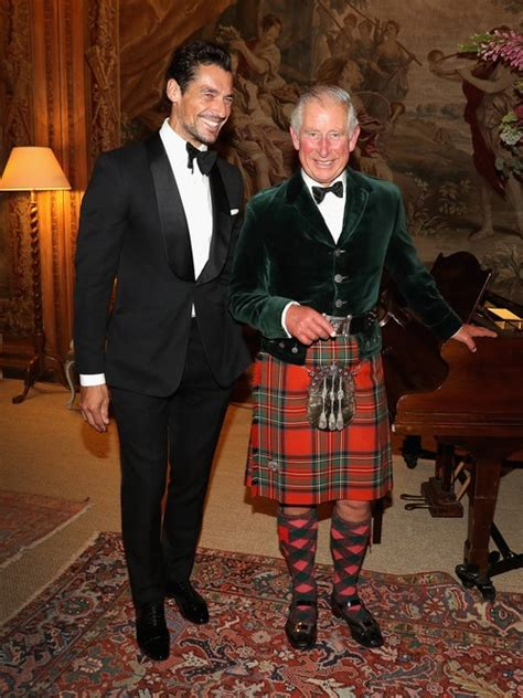 David Gandy Just Got Out-Dressed By Prince Charles | GQ