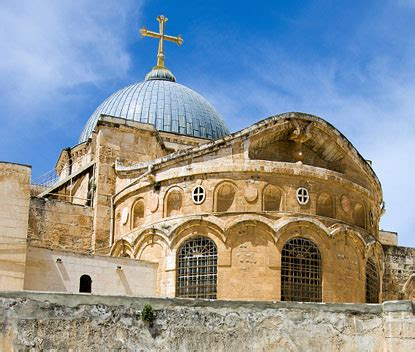 Church of the Holy Sepulcher - Church of the Resurrection