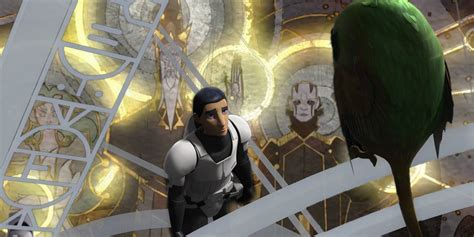 Rebels Introduces Time Travel to Star Wars | Screen Rant