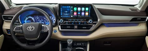 Safety and technology features of the 2020 Toyota Highlander