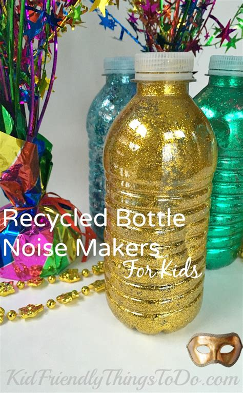 Make Your Own Noise Makers For New Years Eve