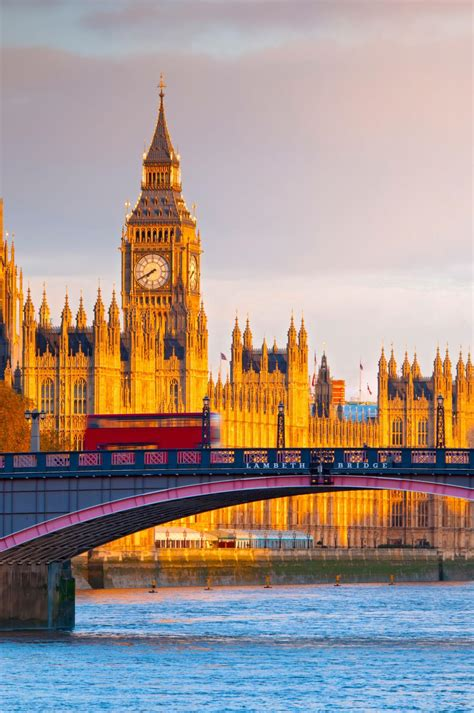 London - Palace of Westminster - The Green Guide Michelin