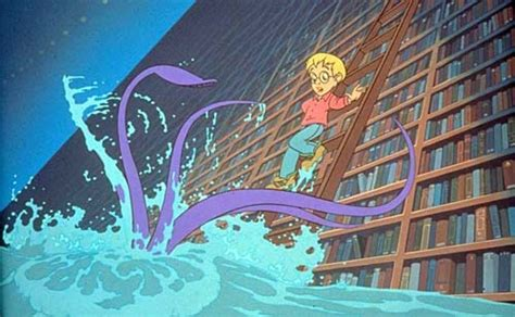 The Pagemaster Review | Movies4Kids