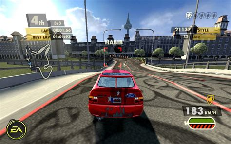Need For Speed: NITRO (Wii) Game Profile   News, Reviews