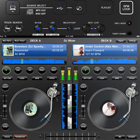 Download Professional DJ Player for PC and Laptop (Windows