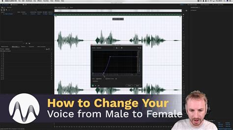 How to Change Your Voice from Male to Female - YouTube
