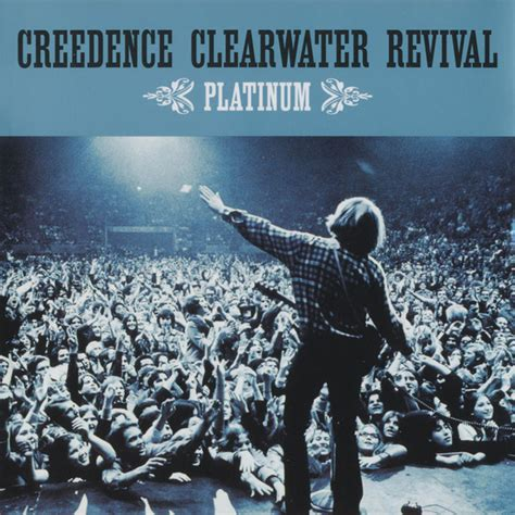 Creedence Clearwater Revival - Platinum (CD, Compilation