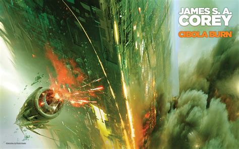 New Wallpapers: CIBOLA BURN by James S