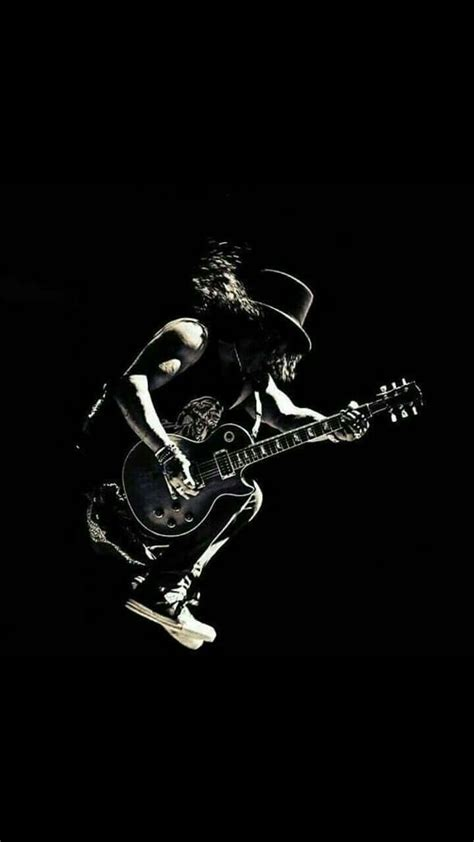 There's nothing slash can't do | Guns and roses, Quadros