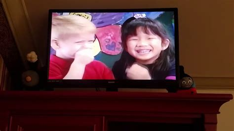 Barney Happy Mad Silly Sad VHS And DVD Trailer - YouTube